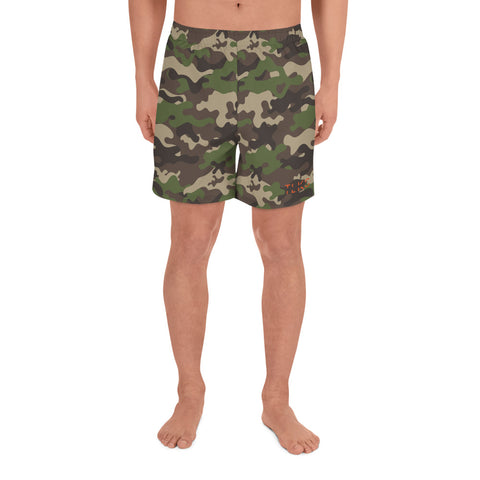 Mens Tom Camo Shorts
