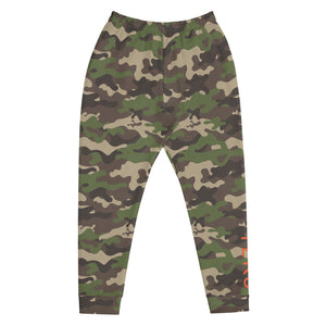 Mens Tom Camo Trackie
