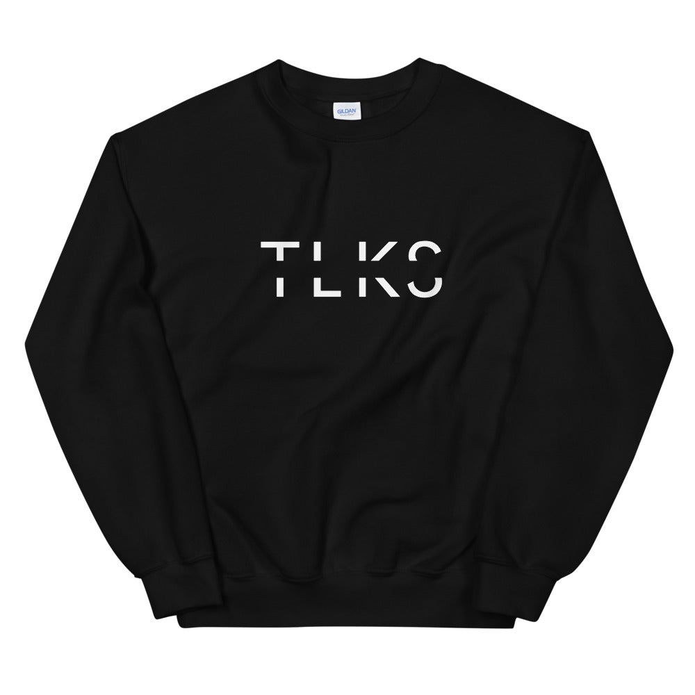 TLKS Black Staple Sweater