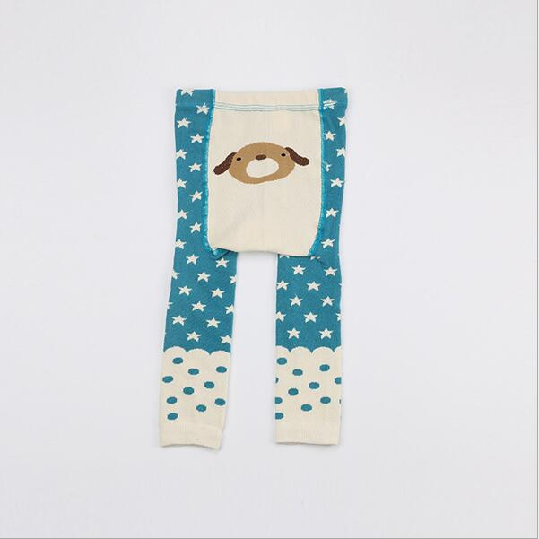 Animal Print Baby Tights - Little Swan Boutique