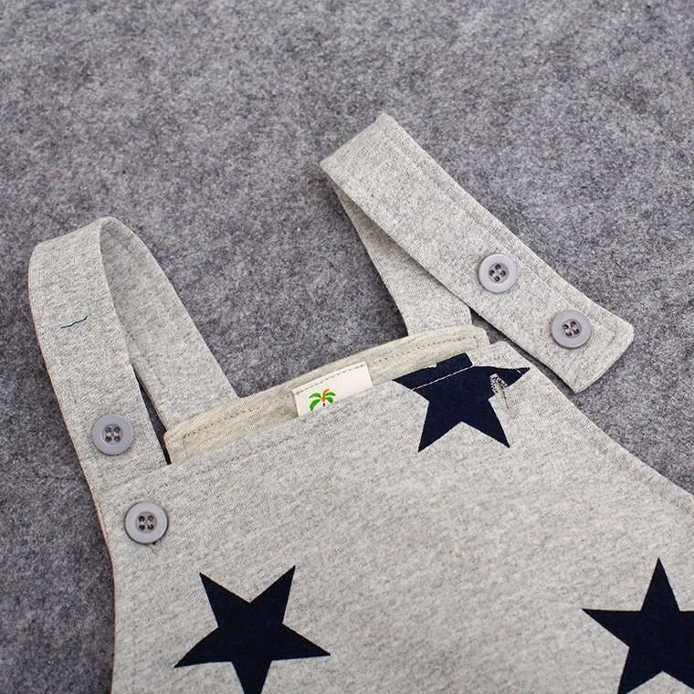 Baby Star Jumpsuit and Top - Little Swan Boutique