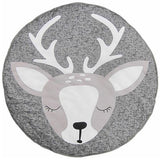 Baby Deer Play Mat - Little Swan Boutique