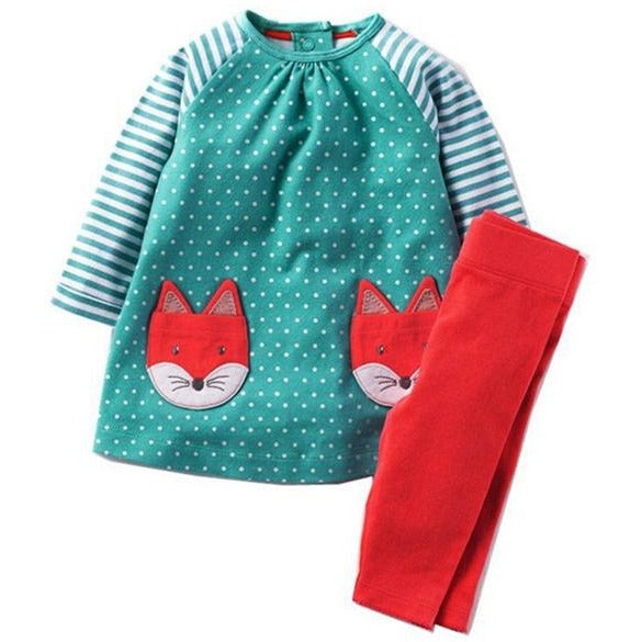 Baby Girls Clothing Sets - Little Swan Boutique