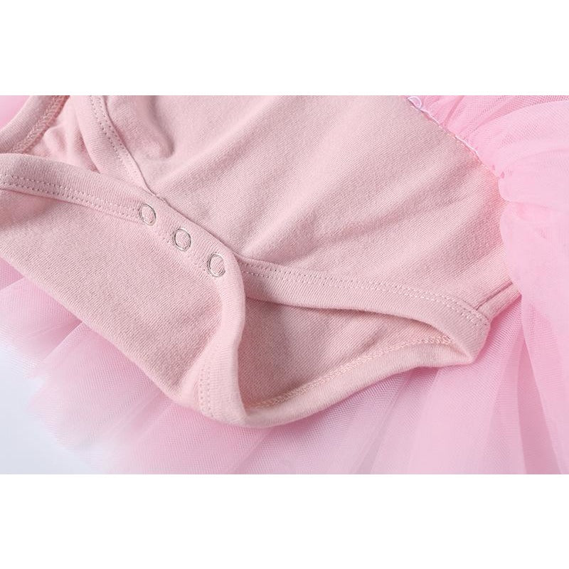 Baby Girls Korean Style Tutu Dresses - Little Swan Boutique