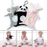 Baby Animal Security Blanket - Little Swan Boutique