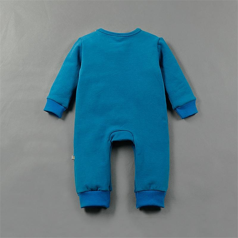 Clown Style Baby Jumpsuit - Little Swan Boutique
