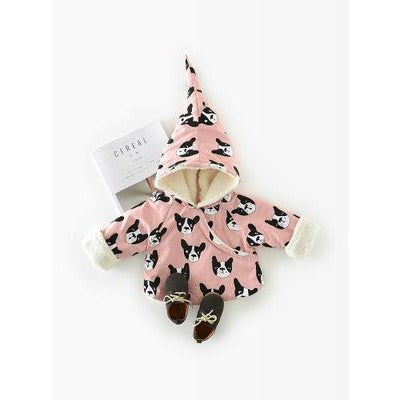 Magical Hooded Winter Coat - Little Swan Boutique