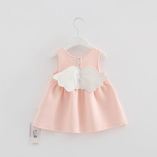 Baby Angel Party Dress - Little Swan Boutique