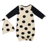 Baby Polka Dot Sleepwear - Little Swan Boutique