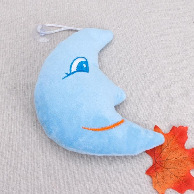 Cute Cloud Moon Star Pendant - Little Swan Boutique