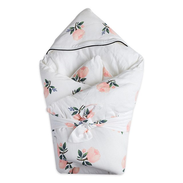 Baby Swaddle Sleeping Bag - Little Swan Boutique