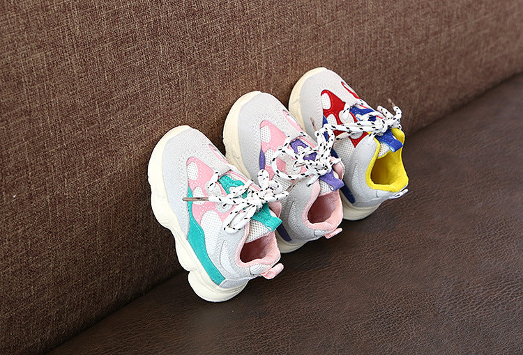 Cute Baby Running Sneakers - Little Swan Boutique