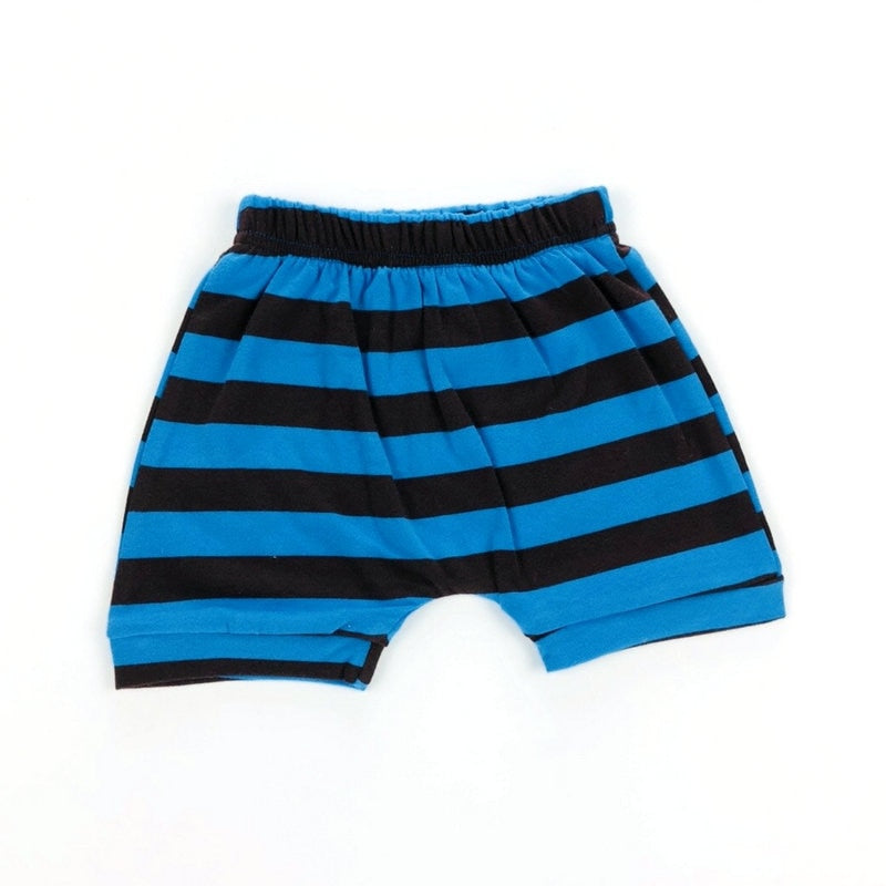 Boys Striped Shorts - Little Swan Boutique