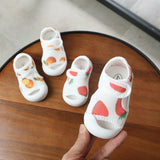 Cute Baby Girls Fruit Themed Sandals