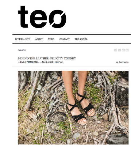 Teo Magazine, Teo Blog, Australian Fashion Blog, Felicity Cooney