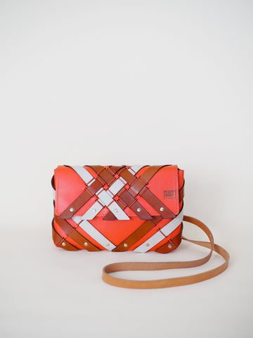 The Tri-colour Susie Bag