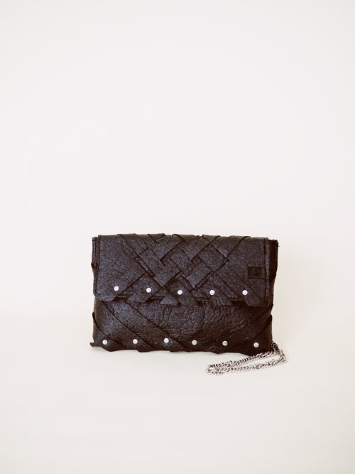 Vegan Petra Bag- Black