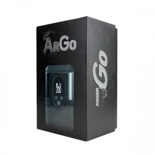Arizer ArGo Vaporizer - Hemp Eagle