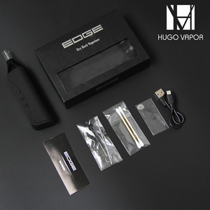 Edge Dry Herb Vape by Hugo Vapor - Hemp Eagle