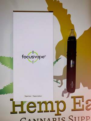 FocusVape Original Dry Herb Vaporizer - Hemp Eagle