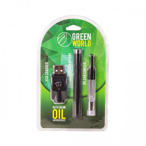 Green Zone Auto Draw Vaporizer Kit - Hemp Eagle