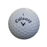 Callaway Chrome Soft X - AAA Grade Used Golf Balls