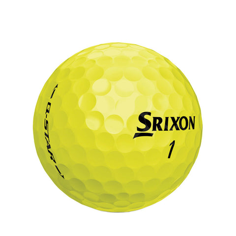 Srixon Q Star Yellow - A Grade Used Golf Balls