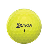 Srixon Q Star Yellow - AAA Grade Used Golf Balls