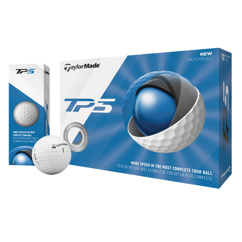 TaylorMade TP5 - Brand New 2019 Model Golf Balls