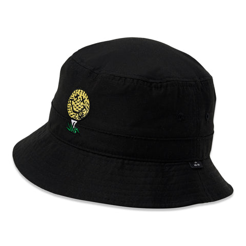 Neverfind Bucket Hat Black