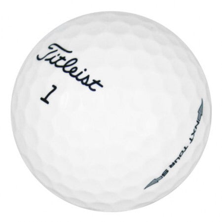 Titleist NXT Tour S - AAA Grade Used Golf Balls
