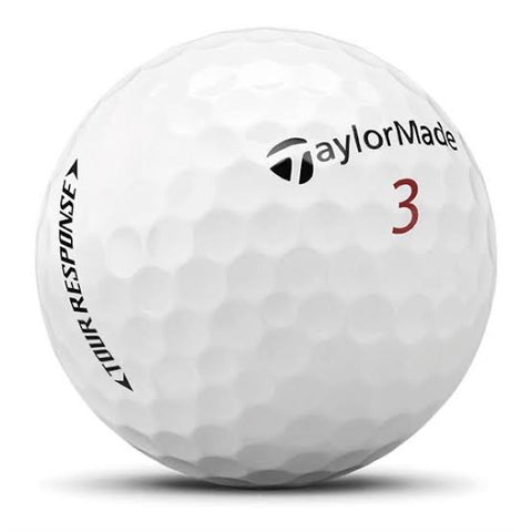 TaylorMade 2020 Tour Response White - A Grade Used Golf Balls