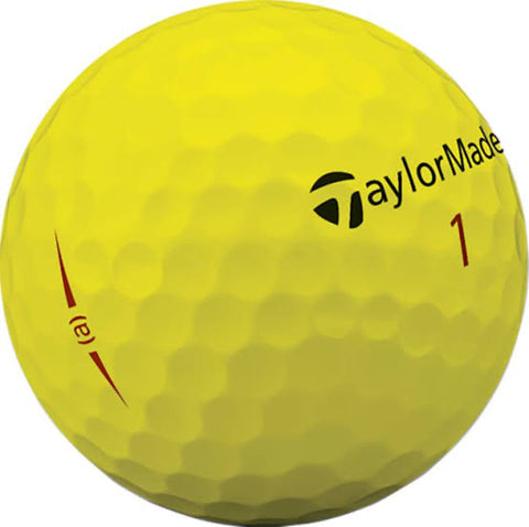 TaylorMade Project (a) Yellow - AAA Grade Used Golf Balls