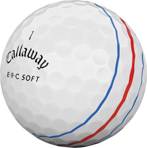 Callaway E.R.C Soft White - AAA Grade Used Golf Balls
