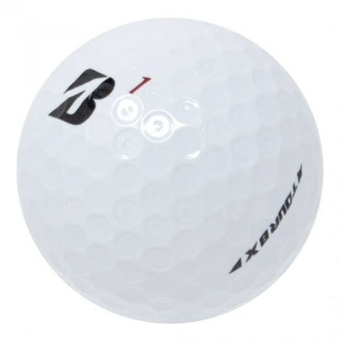 Bridgestone Tour B X - AAA Grade Used Golf Balls