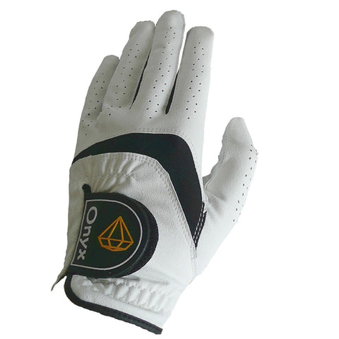 Glove Men's Right L White - Onyx All Weather