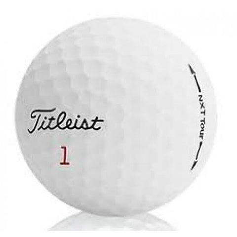 Titleist NXT Tour - AAA Grade Used Golf Balls