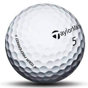 TaylorMade Tour Preferred - AAA Grade Used Golf Balls