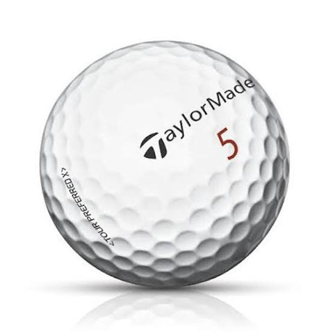 TaylorMade Tour Preferred X - A Grade Used Golf Balls
