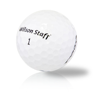 Wilson Staff Duo - A Grade Used Golf Balls