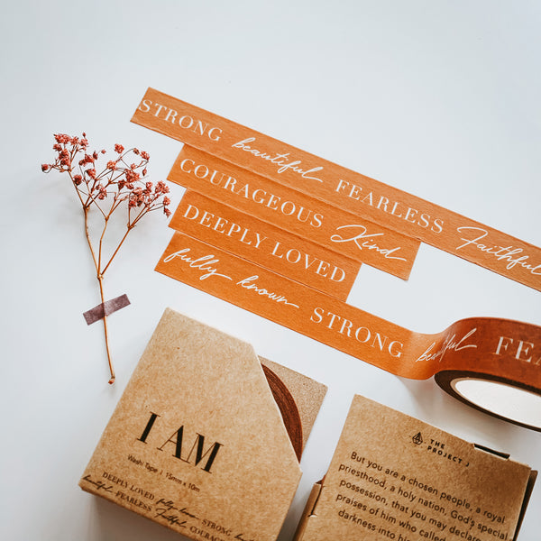 Washi Tape The Project J