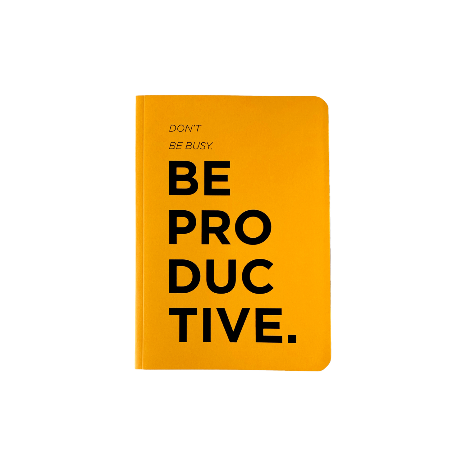 Be Productivity / Productivity Journal