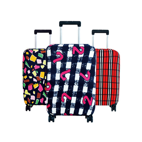 Luggage  Protective  cover for 18 to 30 inch - Dilly Dally Store