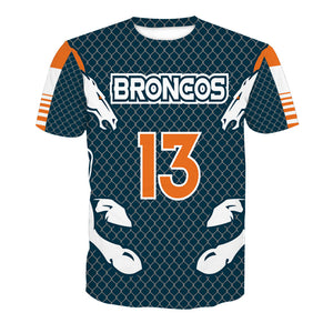 Denver Broncos 2181 - Novel3d