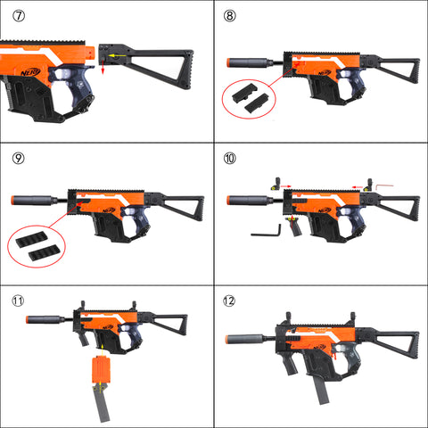 Nerf Mod Kriss Vector Instruction 2