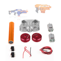 JGCWORKER Flywheel Set for Nerf N-strike Elite Blaster - Nerf Mod Kits -Worker Mod Kits