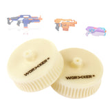 JGCWORKER Lightweight Flywheels for Nerf N-strike Elite Stryfe RAPIDSTRIKE Blaster - Nerf Mod Kits -Worker Mod Kits