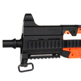 JGCWorker STF-W023 UMP9 Style Mod Kits Set With Black Adaptor for Nerf N-Strike Elite Stryfe Blaster - Nerf Mod Kits -Worker Mod Kits