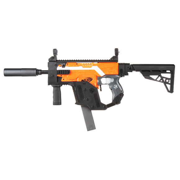 JGCWorker STF-W004-2 B Style KRISS Vector Mod Kits Set for Nerf N-Strike Elite Stryfe Blaster - Nerf Mod Kits -Worker Mod Kits