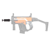 JGCWORKER Aluminum Alloy AK Series Flash Hider for Nerf - 5 Style - Nerf Mod Kits -Worker Mod Kits
